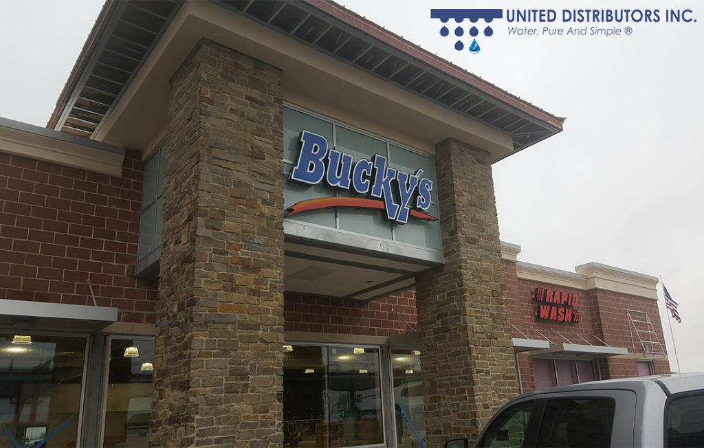 Bucky's Express